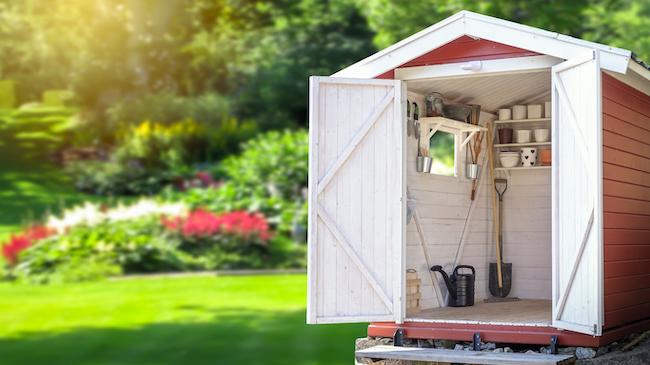 Houten Tuinkussen Opbergbox.Houten Tuinkasten Opbergasten Op Maat Prijs Voorbeelden